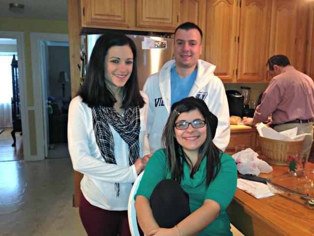 Christmas 2013: Siblings