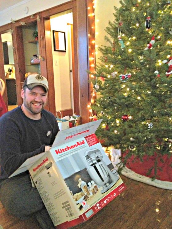 Christmas 2013: Kitchen Aid