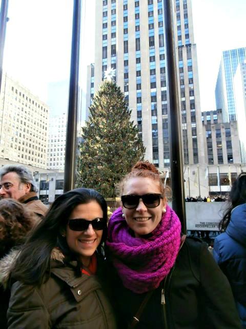 NYC 2013: Me & Bridge