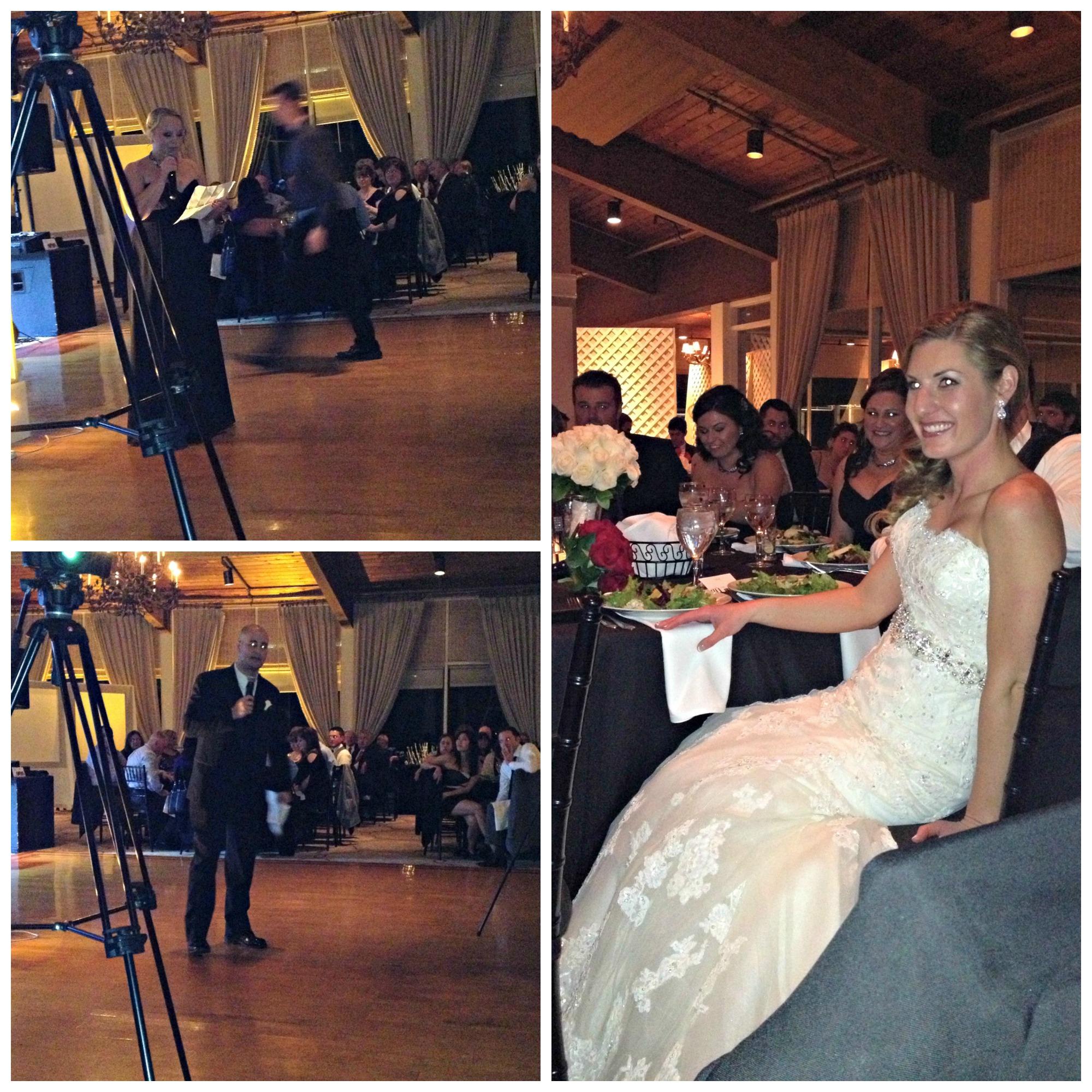Cate and Joe's Wedding Speeches