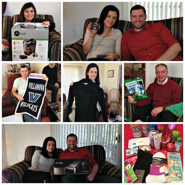 Christmas 2013 Gift Exchange