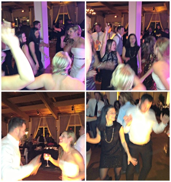 Cate & Joe's Wedding - Dance Floor 2
