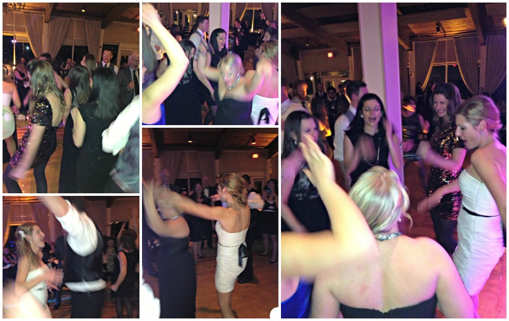 Cate & Joe's Wedding - Dance Floor