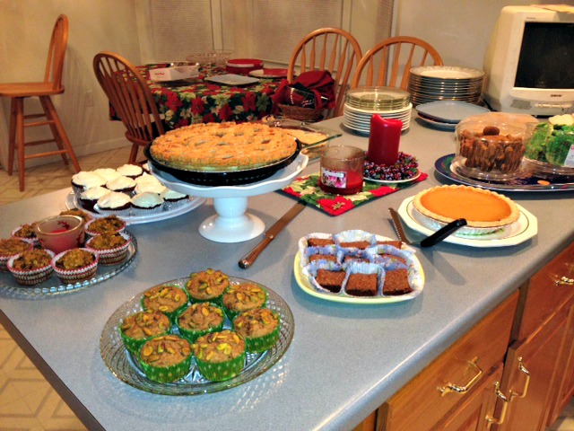 Christmas 2013: Desserts