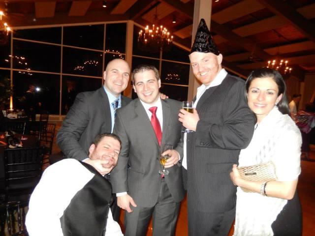 Cate & Joe's Wedding - End of Night