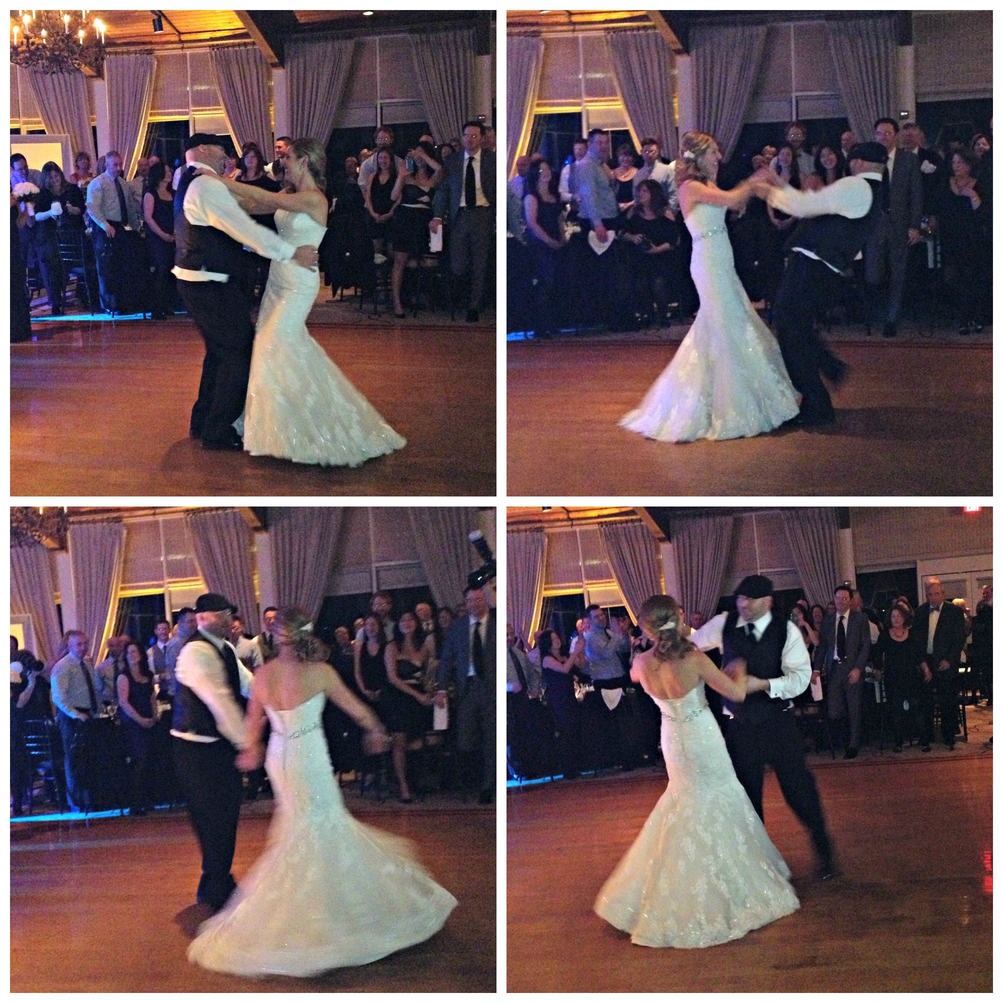 Cate & Joe's Wedding: First Dance