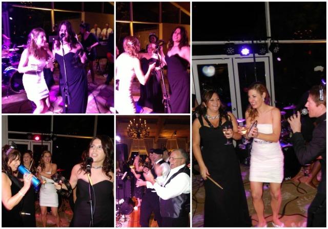 Cate & Joe's Wedding - Girls Singing