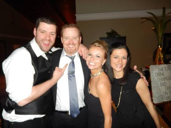 Cate & Joe's Wedding - Group