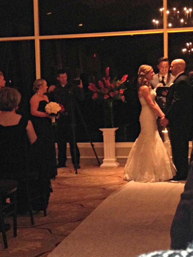 Cate & Joe's Wedding: Ceremony