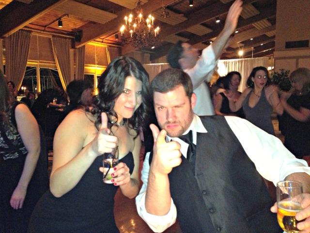 Cate & Joe's Wedding - Allie & Tim