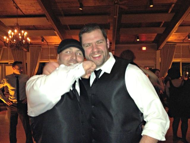 Cate & Joe's Wedding - Tim & Joe