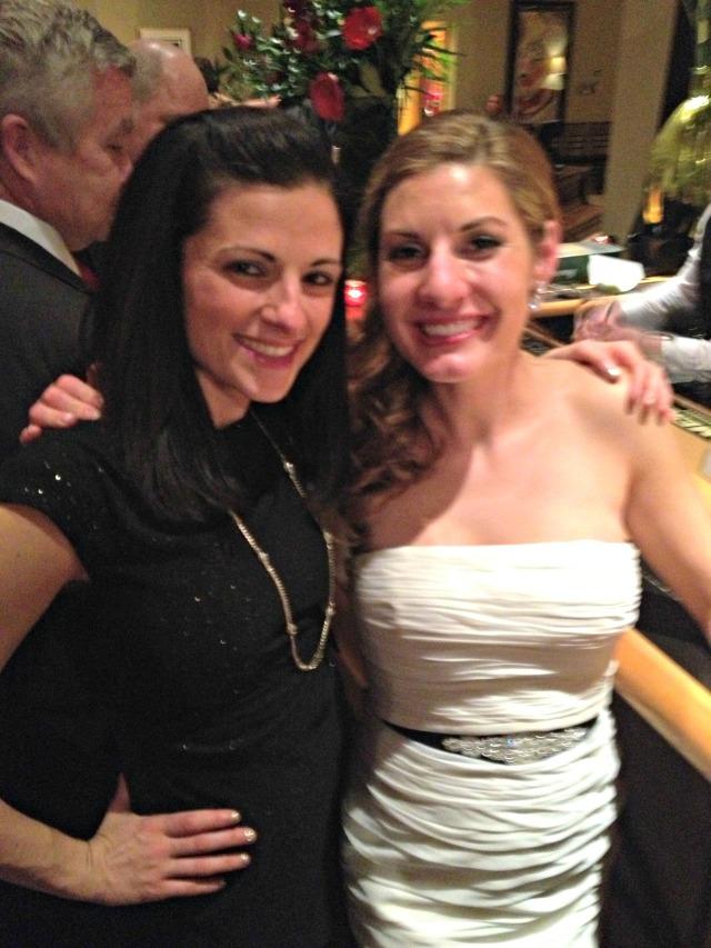 Cate & Joe's Wedding - Me & Cate