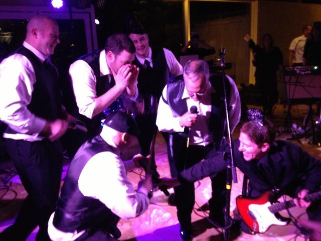 Cate & Joe's Wedding - Groomsmen 2