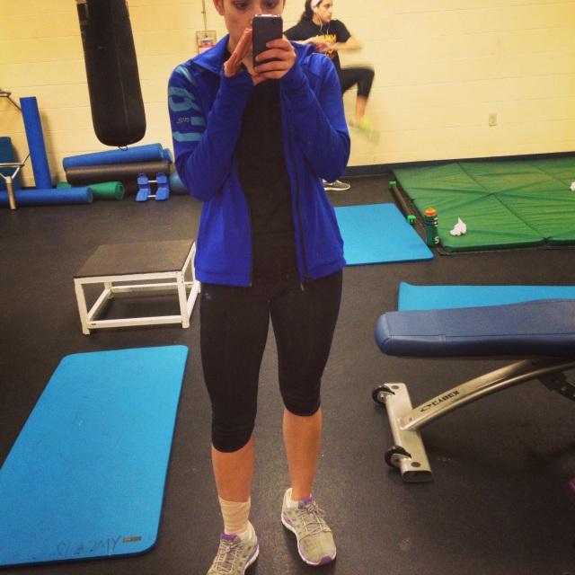 Gym - Ankle