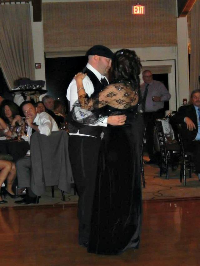 Cate & Joe's Wedding: Joe and Joan
