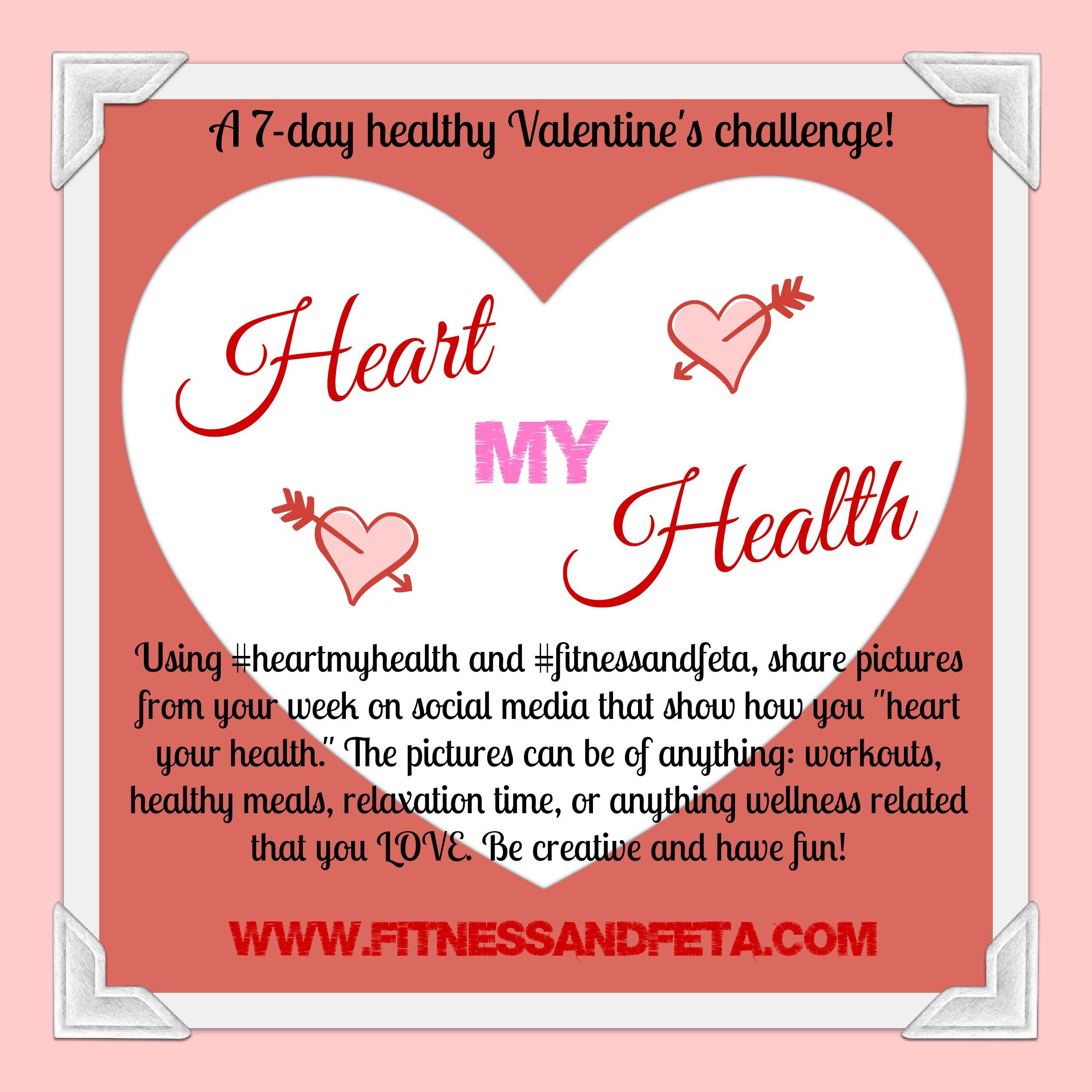 Heart My Health Challenge