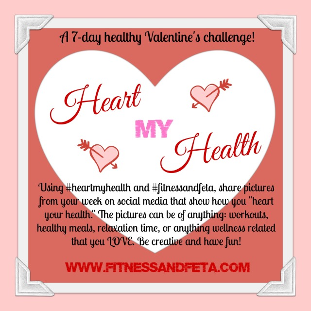 Heart My Health Challenge