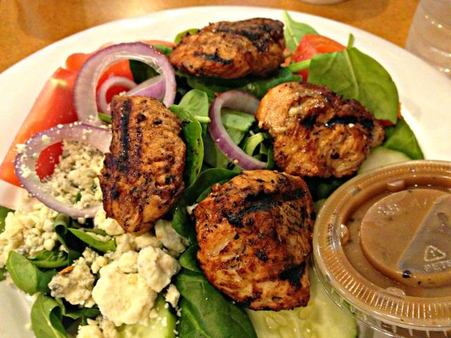 Beat Da Wrap: Turkey Tip Salad