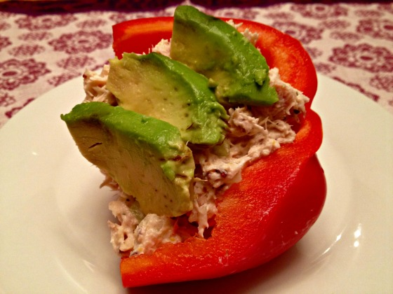 Healthy Tuna Melts
