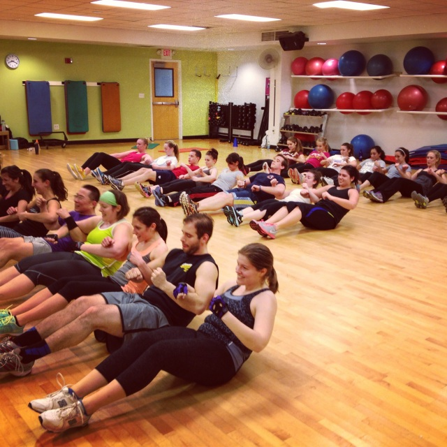 Group Ab Exercise