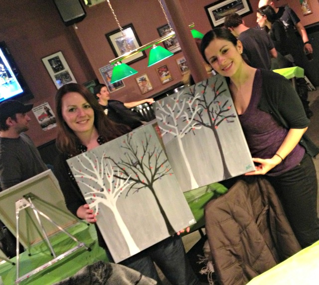 Paint Nite with Slesh