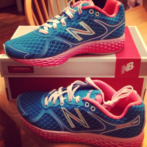 New Balance Fresh Foam 980s