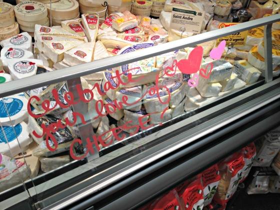 Valentine's Day 2014: Love Cheese