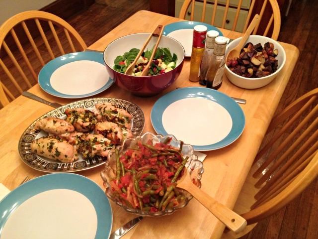 Hosting Dinner