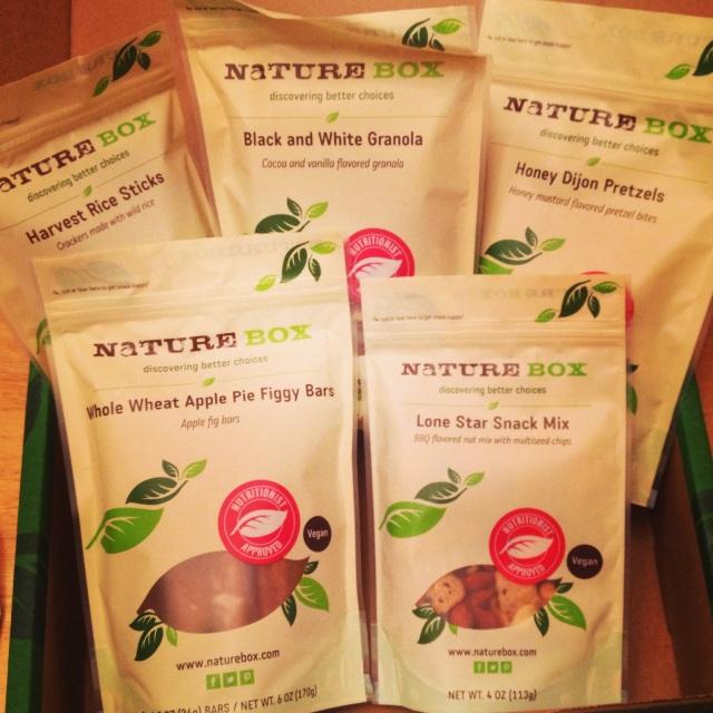 Nature Box February 2014