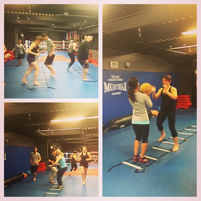 MMA Fighter Fit Certification