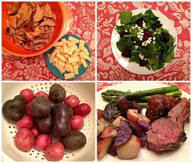 Vday Dinner 2014