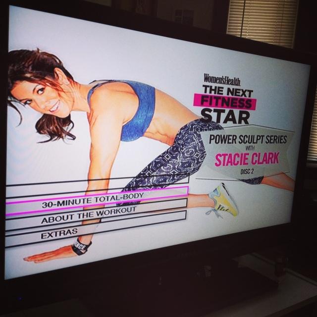 Women's Health Next Fitness Star