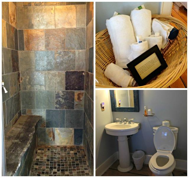 Perfect Vermont: Bathroom