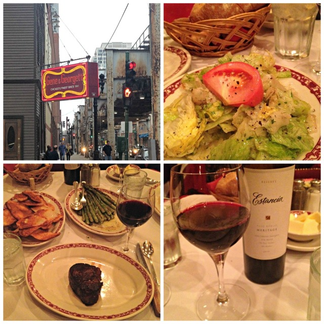 Chicago: Gene and Georgetti
