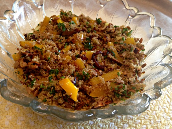 Just Add Cooking: Quinoa