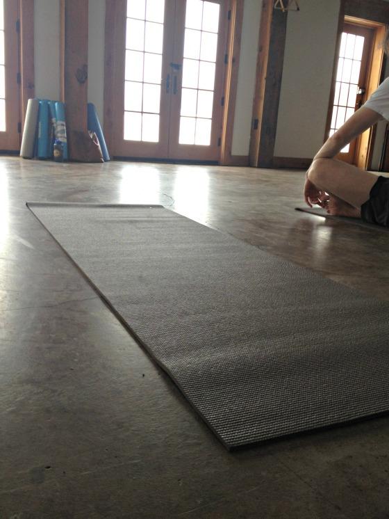 Perfect Vermont: Yoga Class