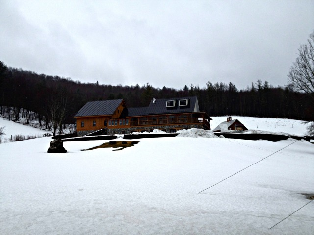 Perfect Vermont: Amee Farm Lodge