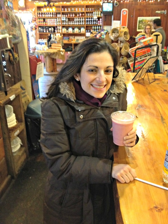 Perfect Vermont: General Store Smoothie