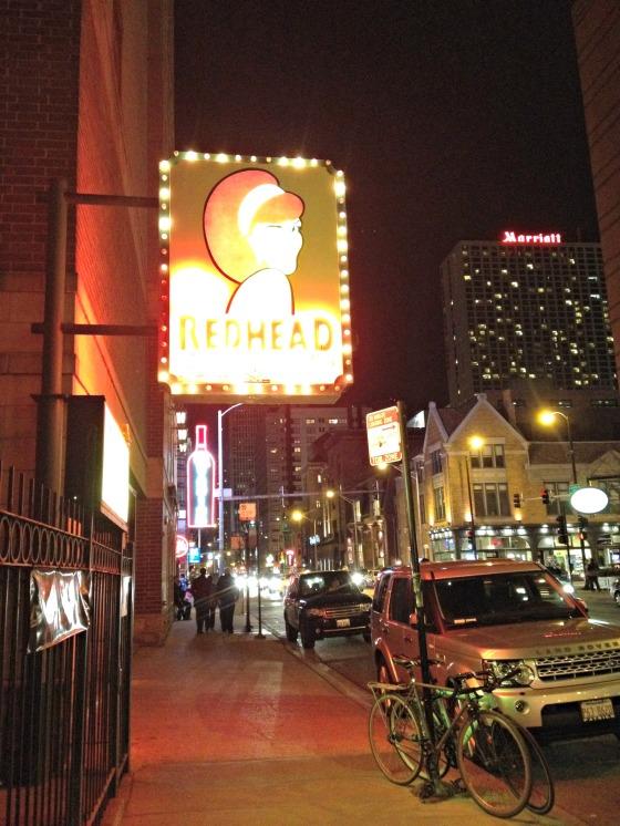 Chicago: The Readhead