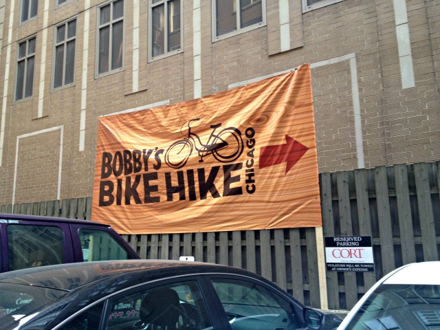Chicago: Bobby's Bike Hike