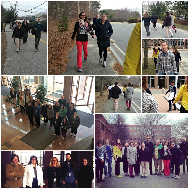 National Walking Day Framingham