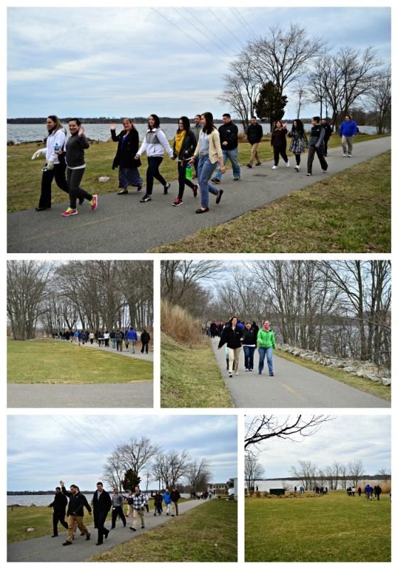 National Walking Day SC