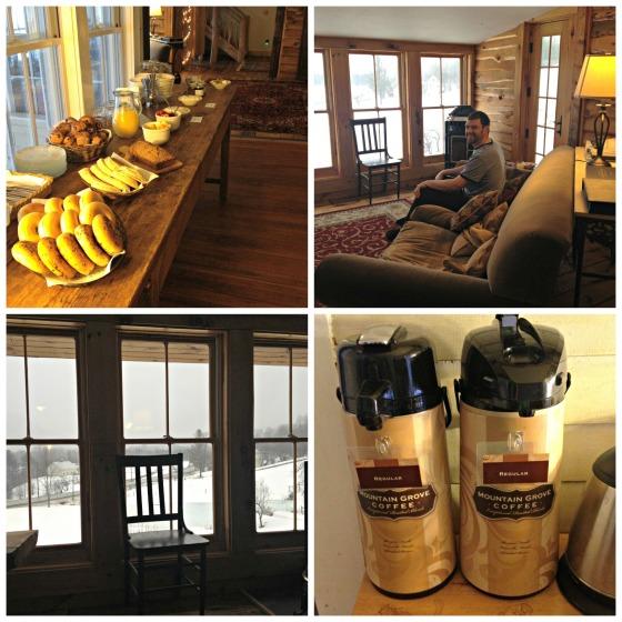 Perfect Vermont Breakfast