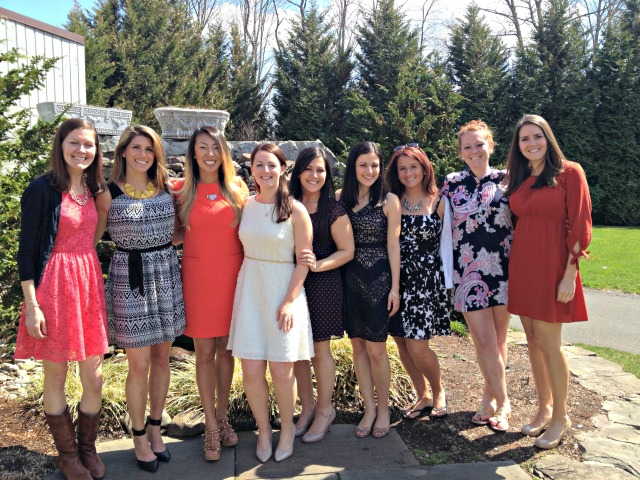 Slesh's Bridal Shower