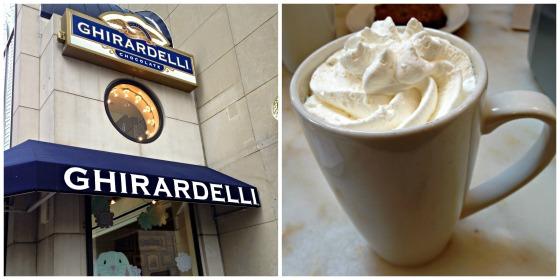 Chicago: Ghirardellis
