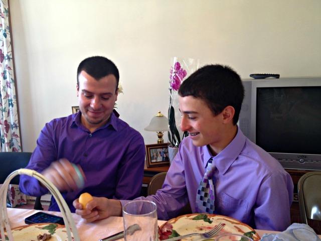 Greek Easter 2014