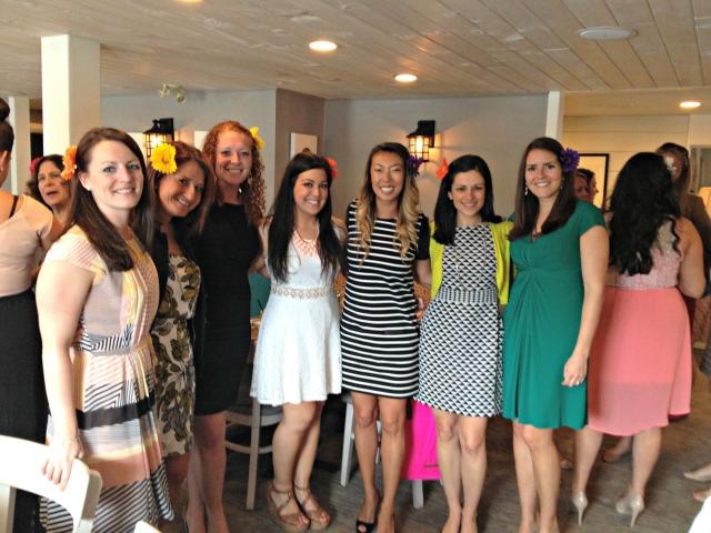 Katrina's Bridal Shower: Boston Friends