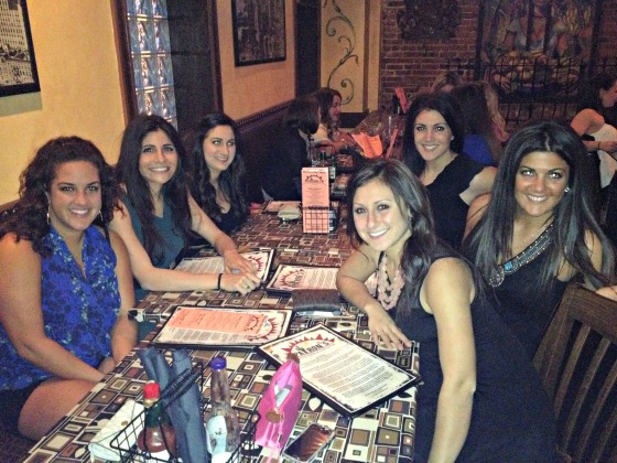 Katrina's Bachelorette Party: Patrons