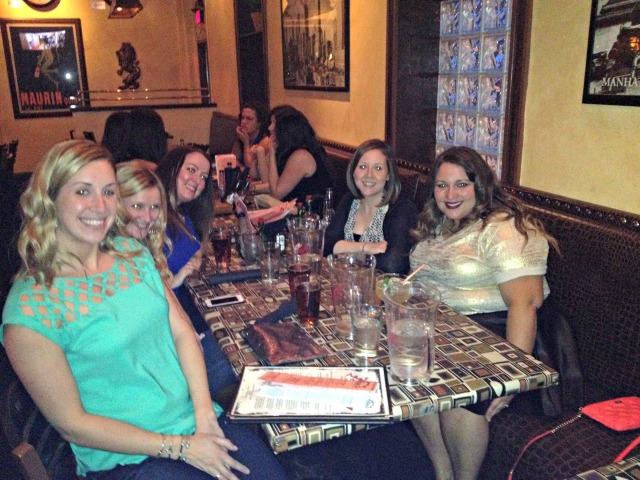 Katrina's Bachelorette Party: Weymouth