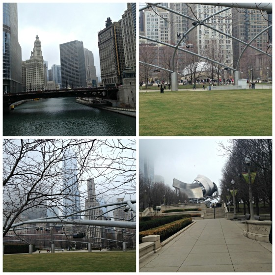 Chicago: Touring